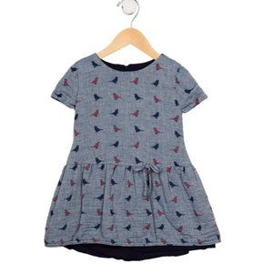 Isabel Garreton Bird MultiColor dress 12M